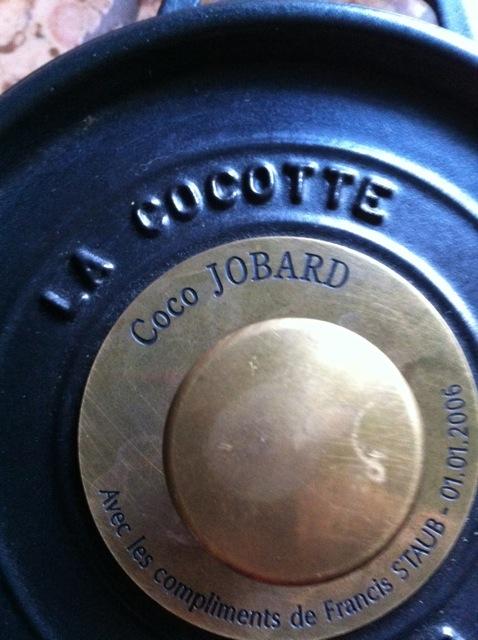 Cocotte Staub