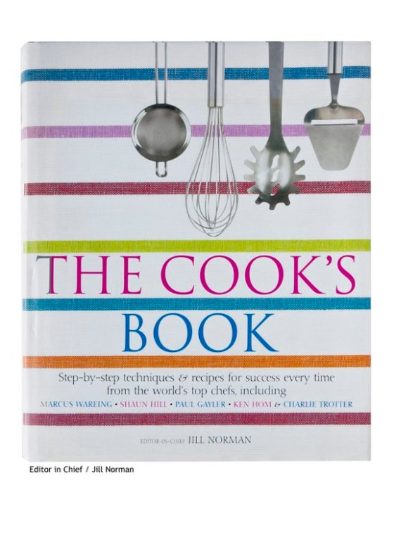 cook's book