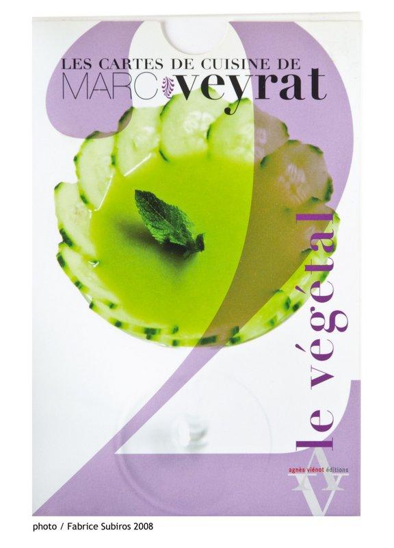 Les cartes de cuisine de marc veyrat coco jobard for Marc veyrat ustensiles de cuisine