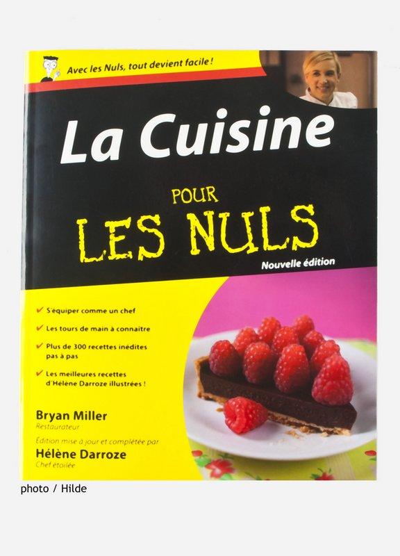 La cuisine pour les nuls coco jobard for Livre de cuisine pour les nuls