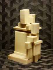 Bauhaus. 17 morceaux beaufort. (c) Jean-Jacques Pallot