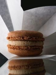Macaron marron glacé. (c) Bernhard Winkelmann