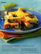 Version Fémina, sujet omelette, photographe Yves Bagros1