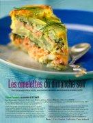Version Fémina, sujet omelette, photographe Yves Bagros2