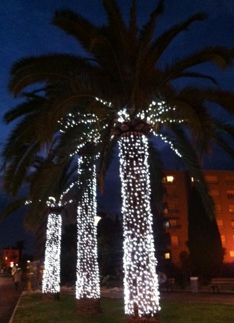 De la Baie des Anges, un joyeux Noël!