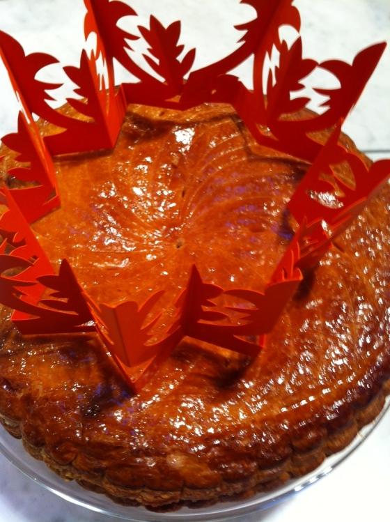 À l'atelier de création de Pierre Hermé, dégustation de galettes !